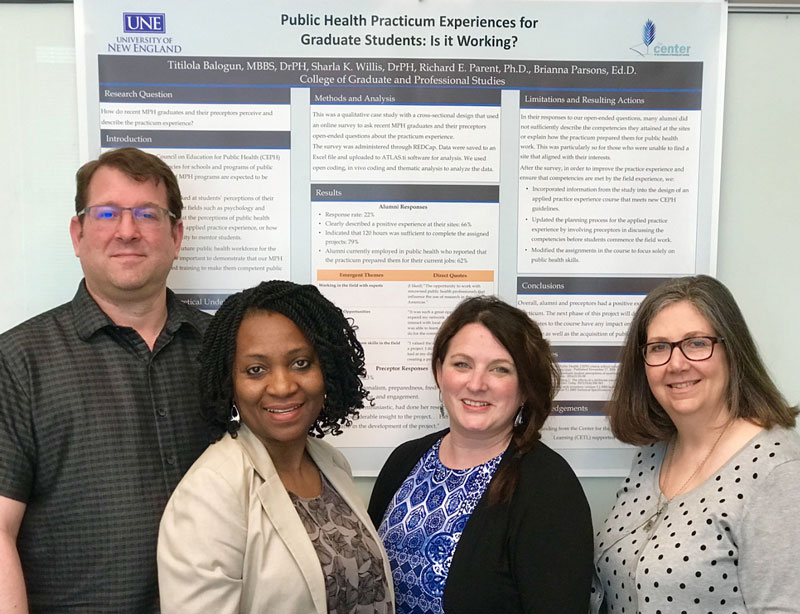 Public Health Practicum Experiences for Graduate Students: Is It Working?