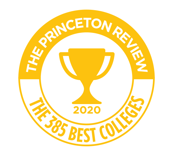 Princeton Review 385 Best Colleges 2020