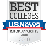 U.S. News & World Report Best Colleges North 2019